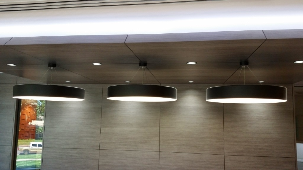 Create Office LED Lighting In A Conference Room